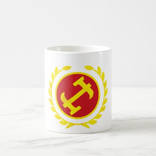 Stone Mason Logo Coffee Mug