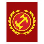 Stone Mason Logo Custom Letterhead