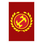Stone Mason Logo Stationery Paper