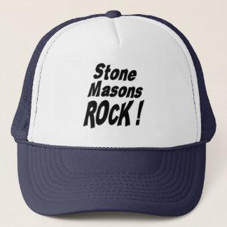 Stone Masons Rock! Hat