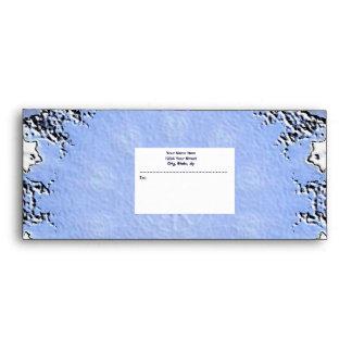 Stone METAL Element Kaleido Pattern Envelope