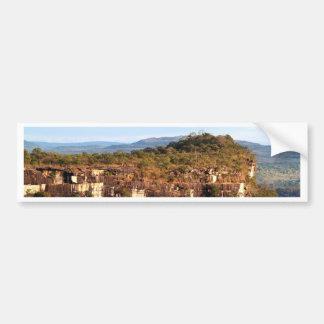 stone Mountain Bumper Sticker