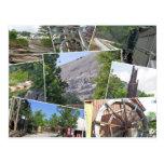 Stone Mountain Collage, Stone Mountain, GA Postcards