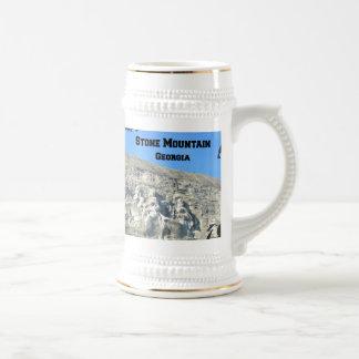 Stone Mountain, Georgia Beer Stein
