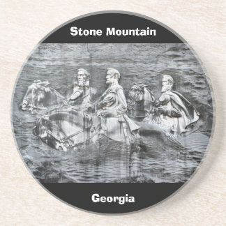 Stone Mountain, Georgia Drink Coaster