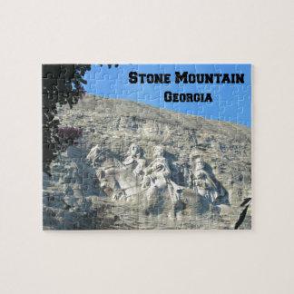 Stone Mountain, Georgia Jigsaw Puzzle