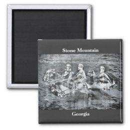 Stone Mountain, Georgia Magnet