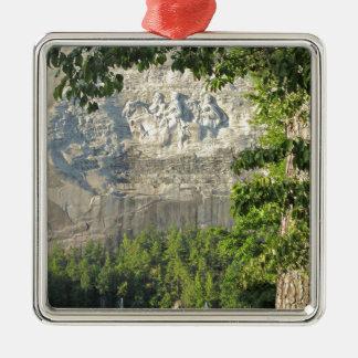 Stone Mountain, Georgia Metal Ornament