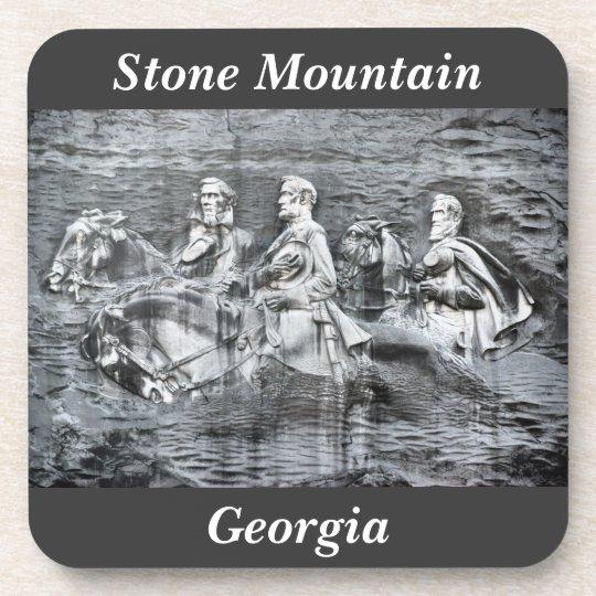 Stone Mountain Georgia Monument to the Confederacy Coaster