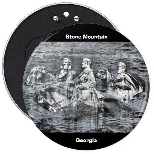 Stone Mountain, Georgia Pins