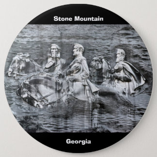 Stone Mountain, Georgia Pinback Button