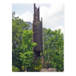 Stone Mountain Lake Pipe Organ, Stone Mountain GA Postcards