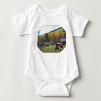 STONE MOUNTAIN STATE PARK-T-SHIRT BABY BODYSUIT