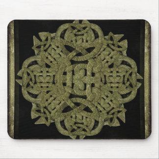 Stone Mystic Symbol Mouse Pad