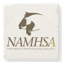 Stone NAMHSA Coasters
