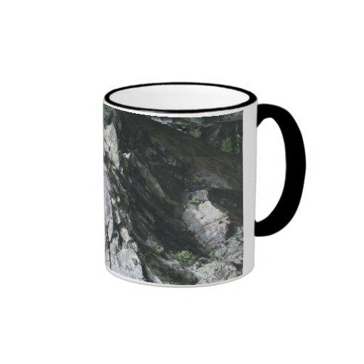 Stone optics coffee mug