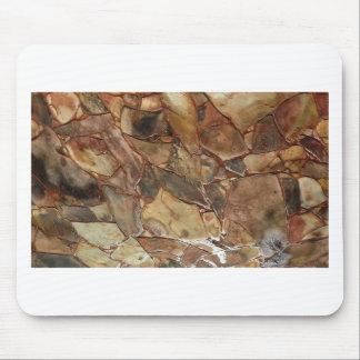Stone path mouse pad