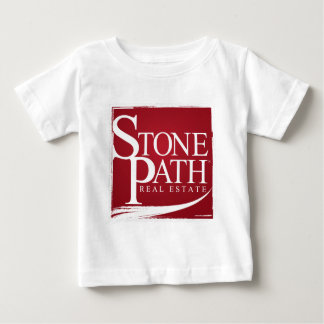 Stone Path Real Estate Apperal Baby T-Shirt
