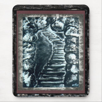 Stone Pathway Mouse Pad