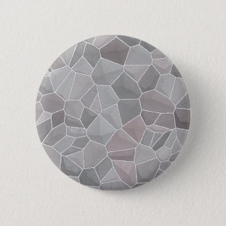 Stone Patio Pinback Button