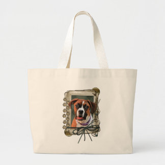 Stone Paws - Boxer - Lucy Bag