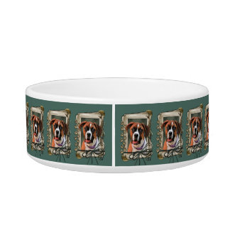 Stone Paws - Boxer - Lucy Pet Food Bowls