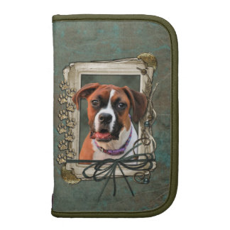 Stone Paws - Boxer - Lucy Planner
