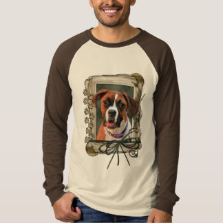 Stone Paws - Boxer - Lucy Shirts