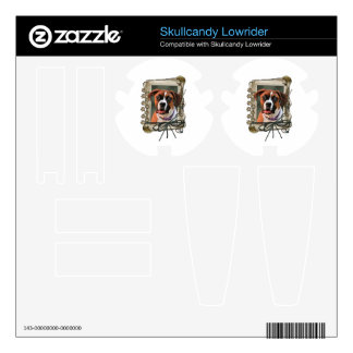 Stone Paws - Boxer - Lucy Decal For Skullcandy