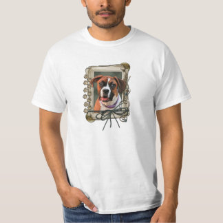 Stone Paws - Boxer - Lucy T-shirt