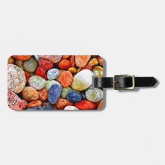 Stone & Pebble Travel Bag Tag