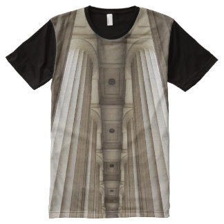 Stone Pillars All-Over-Print T-Shirt