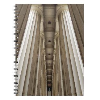 Stone Pillars Notebook