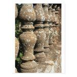 stone pillars post cards