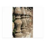 stone pillars postcards
