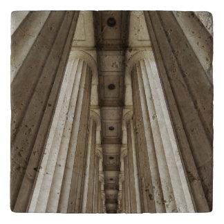 Stone Pillars Trivet