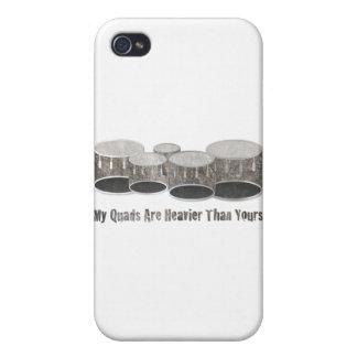 Stone Quads iPhone 4 Cover