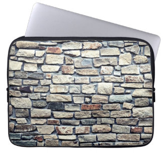 Stone Rock Wall Texture Computer Sleeves