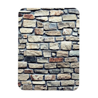 Stone Rock Wall Texture Magnet