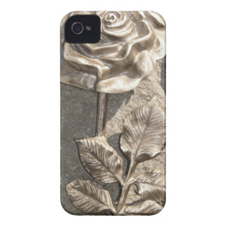 Stone Rose iPhone 4 Cover