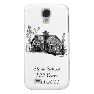 Stone School 100 Years iPhone 3G/3GS Case