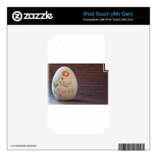 Stone Skin For iPod Touch 4G