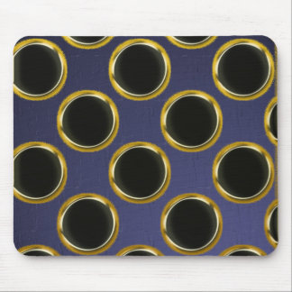 Stone Slate Gold Colors Multi products selected Mouse Pad