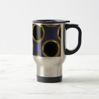 Stone Slate Gold Colors Multi products selected Travel Mug