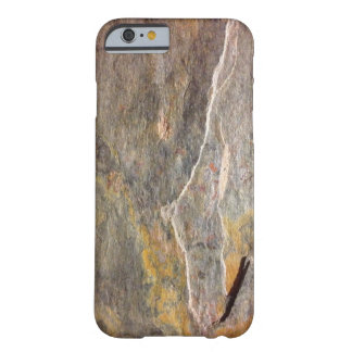 Stone slate look barely there iPhone 6 case