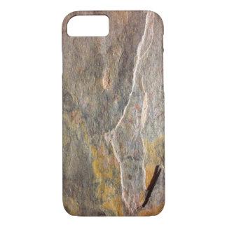 Stone slate look iPhone 7 case