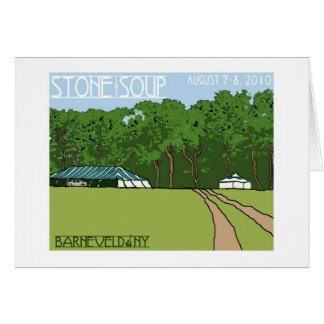 Stone Soup Notecard Greeting Cards