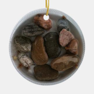 Stone soup christmas ornament