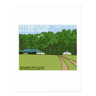 Stone Soup Postcard - Vertical