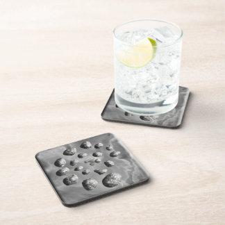 Stone Spiral Beverage Coaster